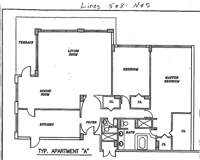 Floor Plan_Apts_Lines05_08_approx